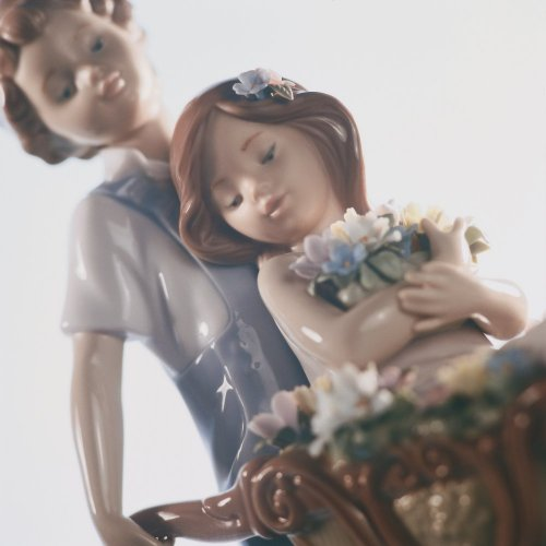 The Prettiest of All Couple Figurine
