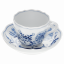 New cutout onion pattern - Espresso cup with saucer
