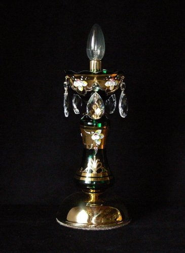 Crystal table lamp SE0615 /1/SM